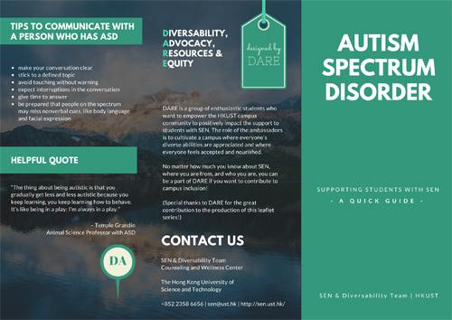 ASD Leaflet